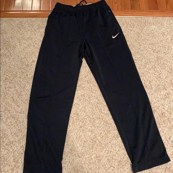 Nike Other - Navy Nike men's sweats with zippered side pockets